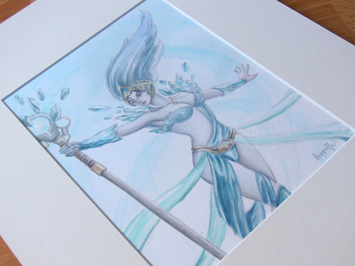 Janna League of Legends