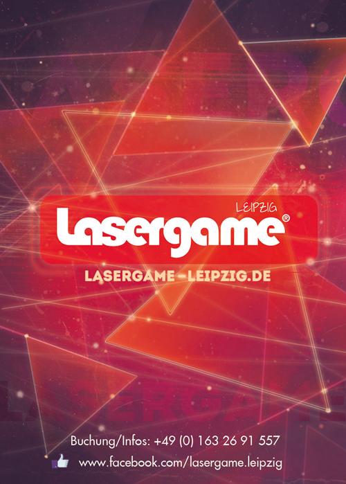 lasergame Anzeige