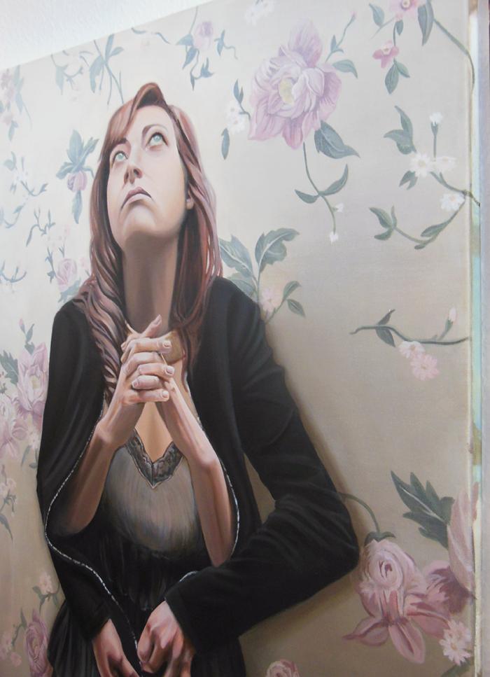 Das Gebet/die Hoffnung Detail