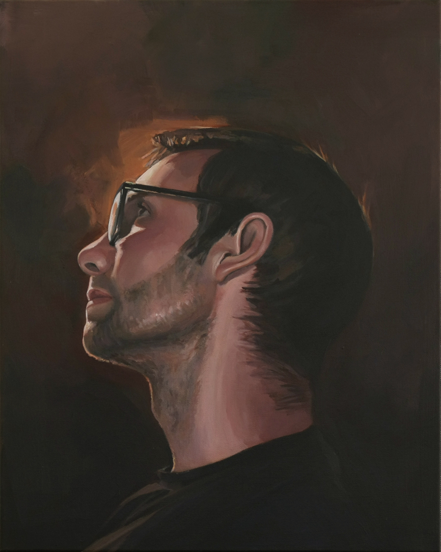 Hannes Portrait