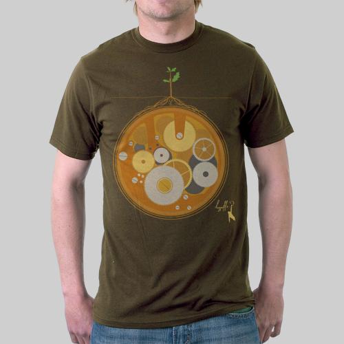 Uhrenwerk Shirt