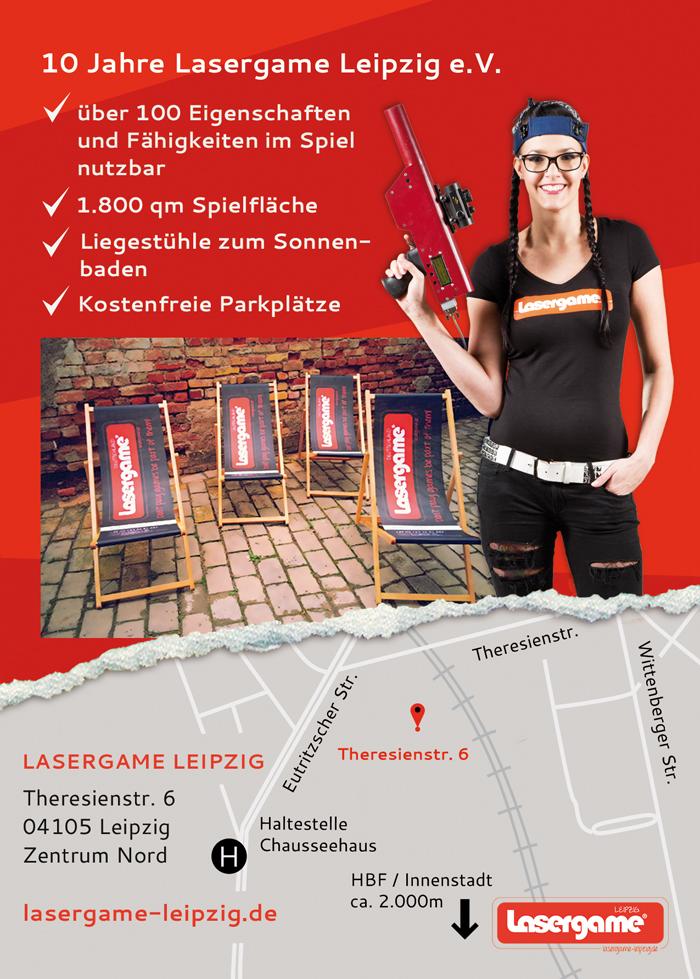 lasergame Anzeige port01 Sommer