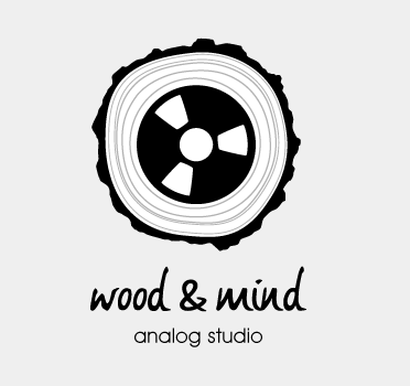 wood and mind Logo