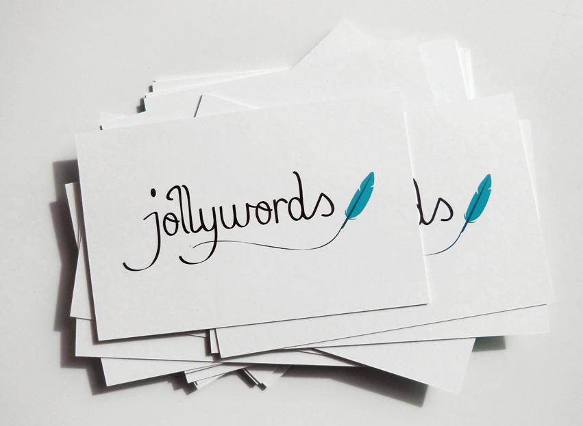 Visitenkarten jollywords