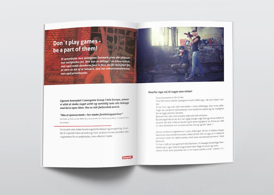 Magazin Lasergame Danmark