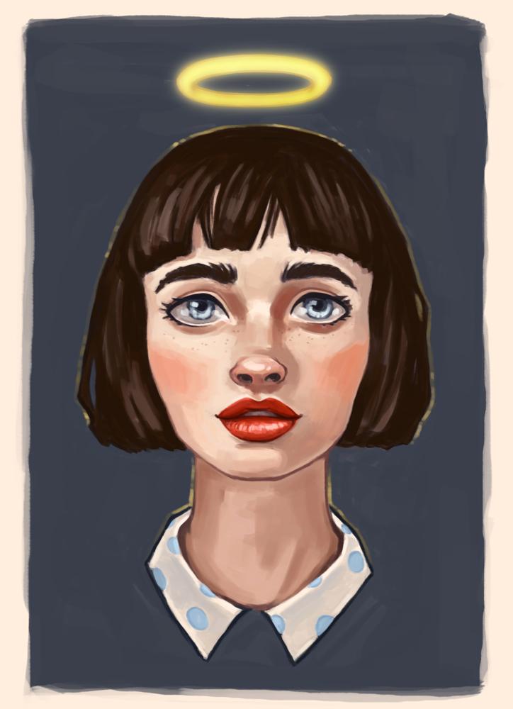 Aura Portrait
