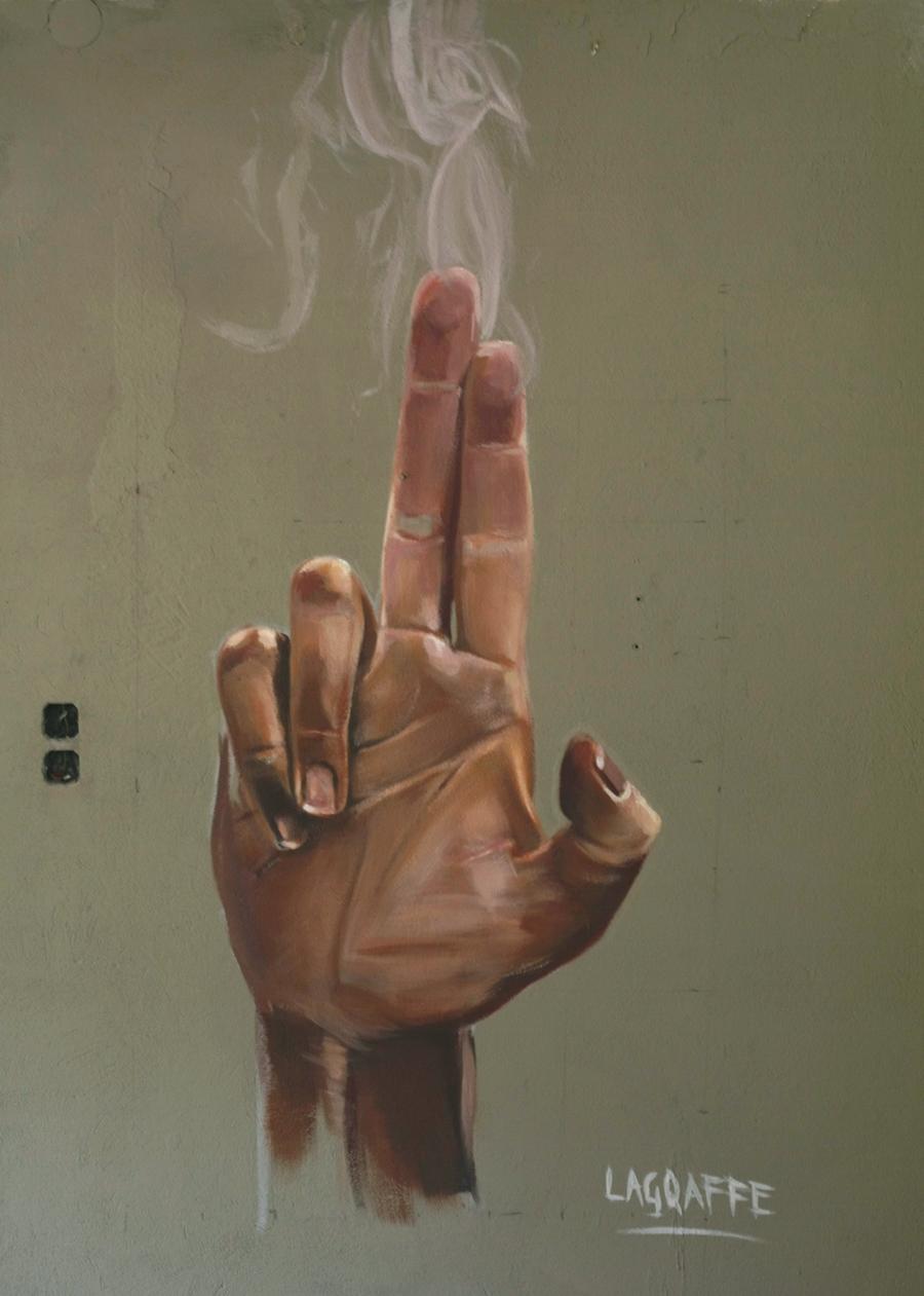 Hand Painting Gun